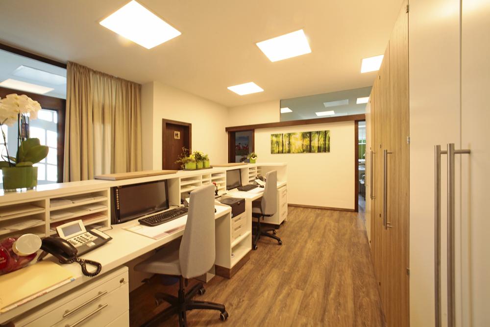 Hausarztpraxis Hovestadt – Verwaltung