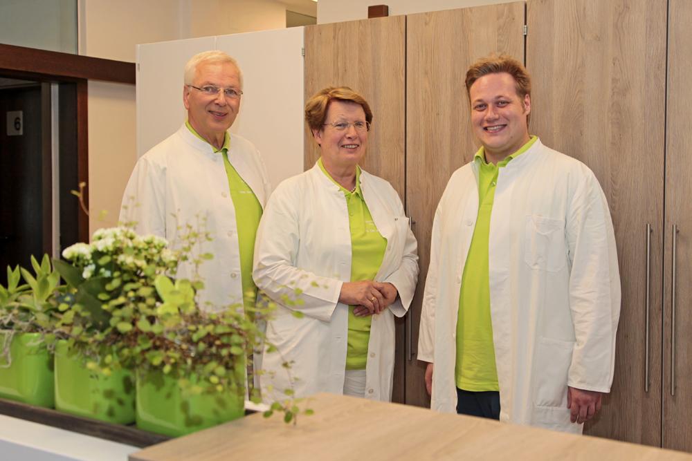 Hausarztpraxis Hovestadt – Ärzte